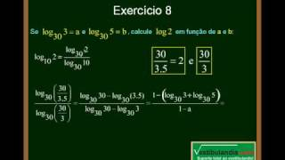 Matemática - Aula 13 - Logaritmo - Parte 4 - Final