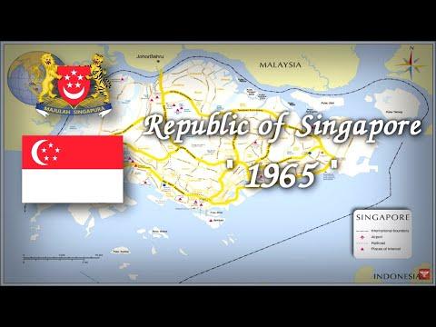 Historical anthem of Singapore ประวัติศาสตร์เพลงชาติสิงคโปร์