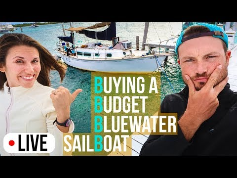 5 Tips For Choosing A Budget Bluewater Sailboat | Atticus Live