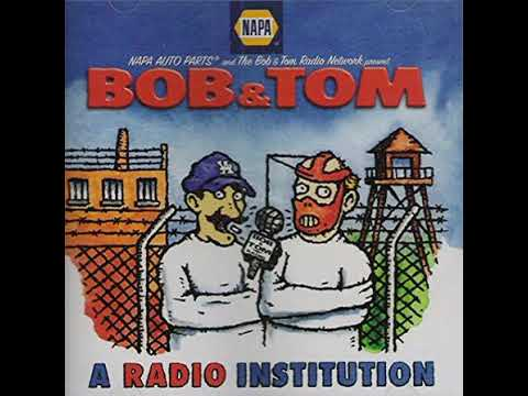 A Radio Institution 🌟 The Mr  Obvious Show ★ The Critter 🌟 The Bob and Tom Show ✅