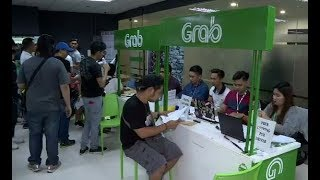 Grab to deactivate 8,000 drivers today