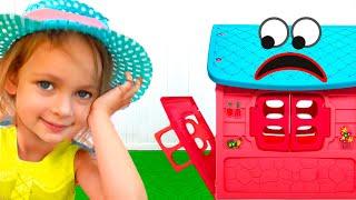 Бу бу Игрушки - Детская песня | Песни для детей от Майи и Маши