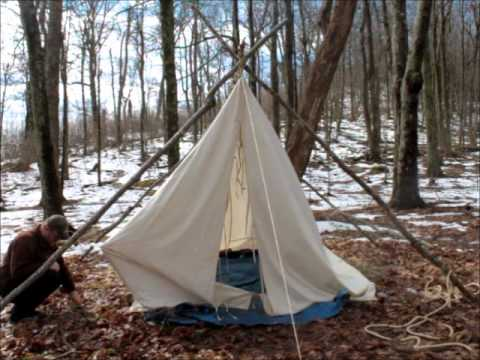 Wall Tent Youtube