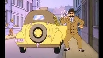 Tintin Seikkailut - Kuningas Ottokarin valtikka
