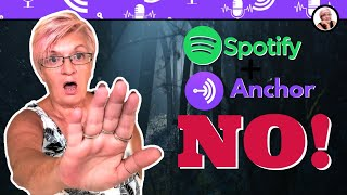 Why You Shouldn't Use Spotify Music In Your Anchor Podcast screenshot 3