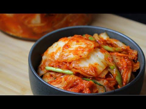 Kimchi - Simple & Delicious Kimchi - Cách làm kim chi thật đơn giản, thật giòn ngon | Bếp Nhà Diễm |