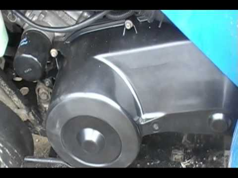 Replacing A Clutch Cover On A Polaris Magmum 425