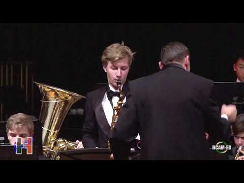 Hopkinton High School Jazz and Bands Winter Concert