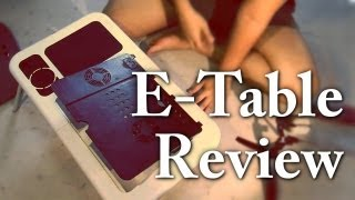E-Table LD09: Portable Laptop Table Review