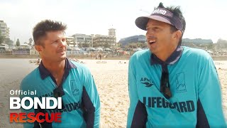 Mouth to Mouth with Mouse and Matt Dee: Hot Lifeguards