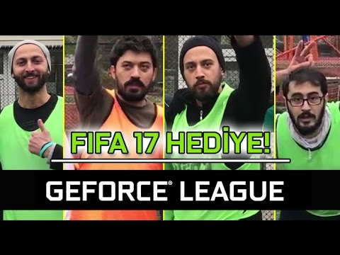 YOUTUBER HALI SAHA LİGİ BAŞLIYOR! (GeForce League - Bölüm 1)