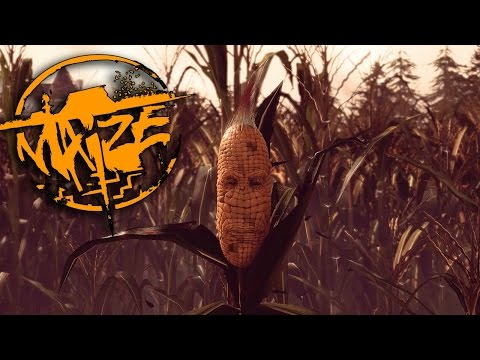 Maize - Part 1 | The Talking Corn Riddle | The Key, Hand & Circle