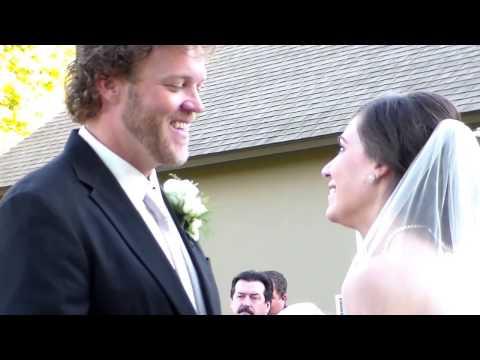 Hannah and Travis Case Wedding