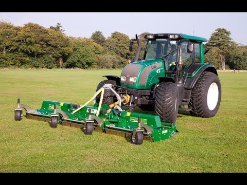 Major Front Mounted Roller Mowers