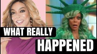Wendy Williams faints on TV LIVE thumbnail