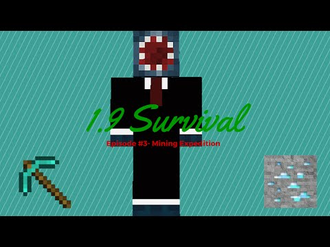 1.9 Survival {3}- Mining Expedition!