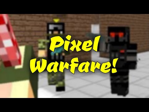 Pixel Warfare - Gameplay!