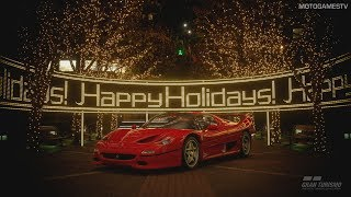 Gran Turismo Sport - All New Cars from Update 1.31 (Menu Demo)