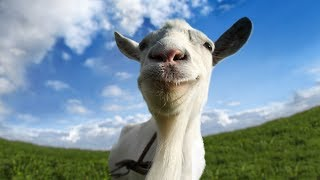 Goat Simulator GOATY Edition Gameplay (PC)