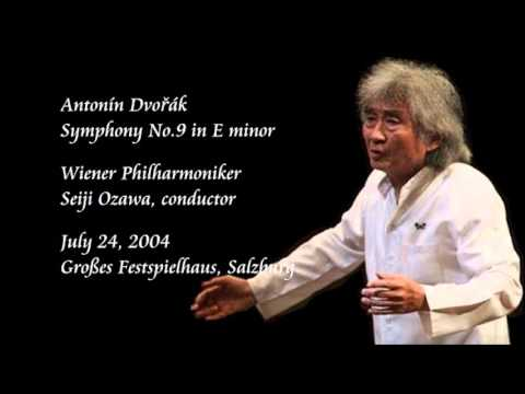 Dvořák: Symphony No.9 in E minor - Ozawa / Wiener Philharmoniker