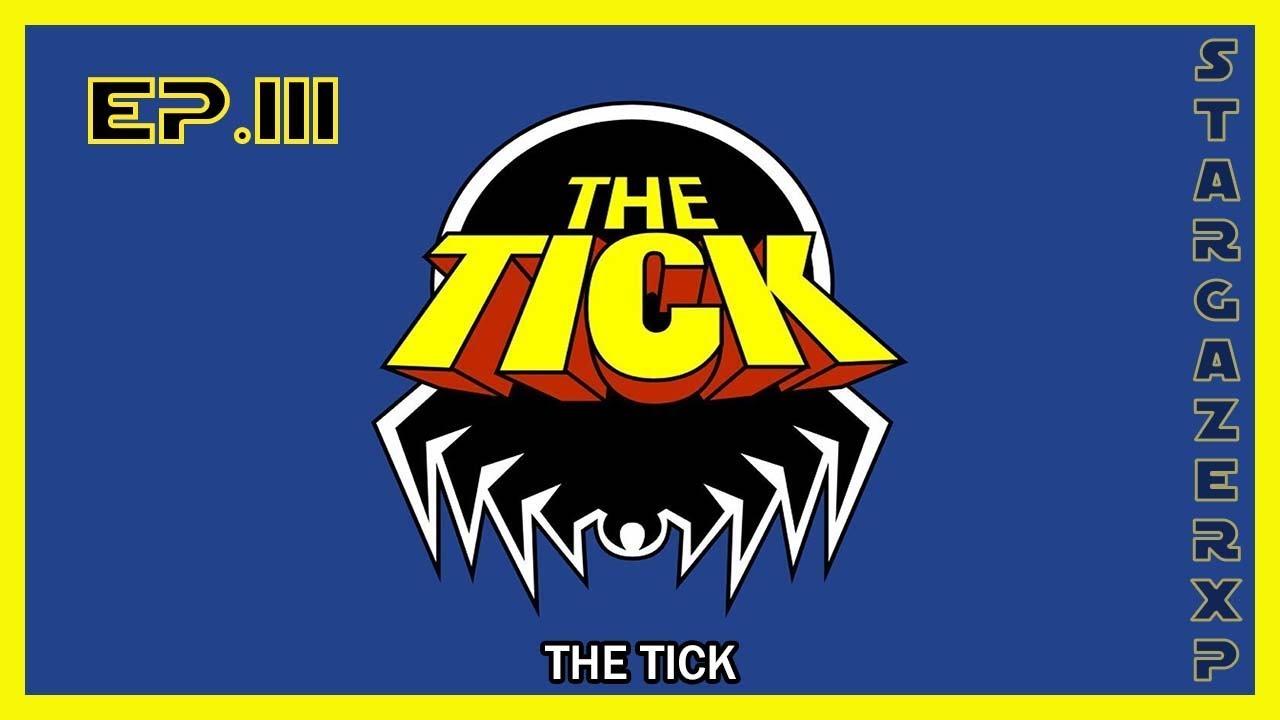 Download The Tick (1994-1996) - S01E03 (The Tick vs. Dinosaur Niel)   Stargazer-XP