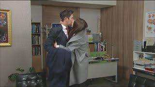 [Tomorrow Victory] 내일도 승리 88회 - Son Sung Yoon tempt Song Won Keun 손성윤, 송원근에 키스하며 '나랑 같이있자' 20160302
