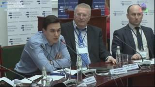 Владислав Жуковский   Жириновский в ШОКЕ   Бедность РФ