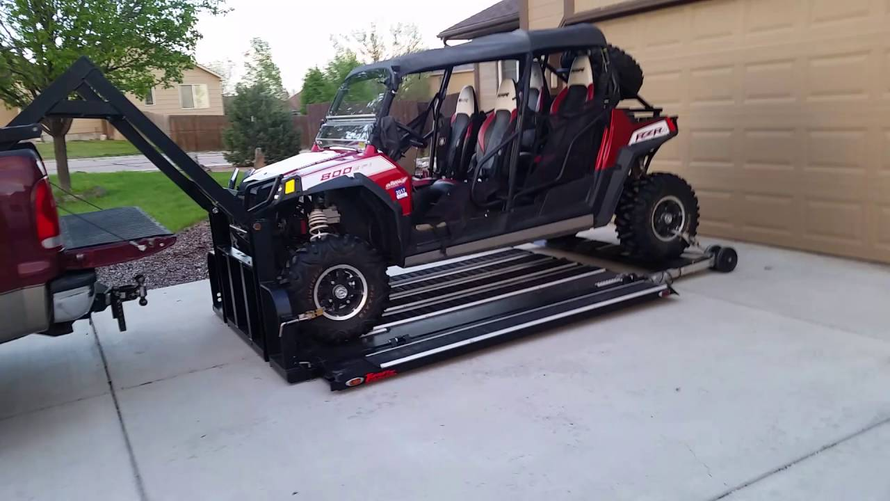 Hydraulic UTV Deck / Tufflift net 208 661 3100