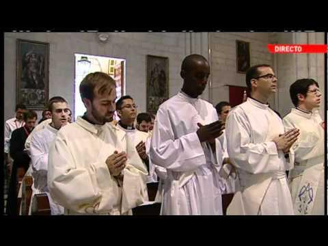 Jornada Mundial de la Juventud 2011 - Misa en la catedral de la Almudena