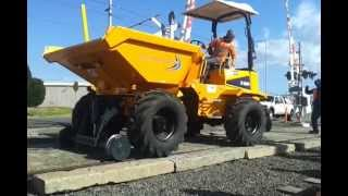 Earthmoving Equipment Australia Thwaites 6T Hi Rail