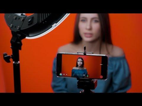 Смартфон для съемки YouTube-канала — почему бы и нет?!