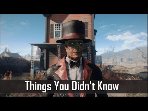Fallout 4: 5 Things You (Probably) Never Knew You Could Do in The Wasteland (Part 3) thumbnail