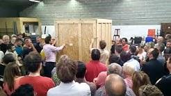 Vente aux enchères d'un garde meuble à Savenay