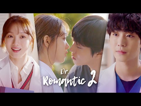 """Dr. Romantic 2"" Lee Seong Kyoung ♥ Ahn Hyo Seop's Romantic Moment"