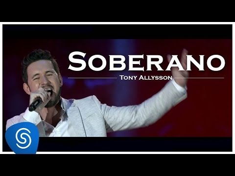 TONY ALLYSSON - SOBERANO - DVD SUSTENTA O FOGO