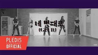 [SPECIAL VIDEO] PRISTIN V(프리스틴 V) - 네 멋대로(Get It) Dance Practice