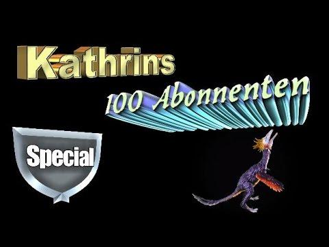 Kathrin TV präsentiert: das 100 Abonnenten Special / Gorgon bittet zum Lunch :-)
