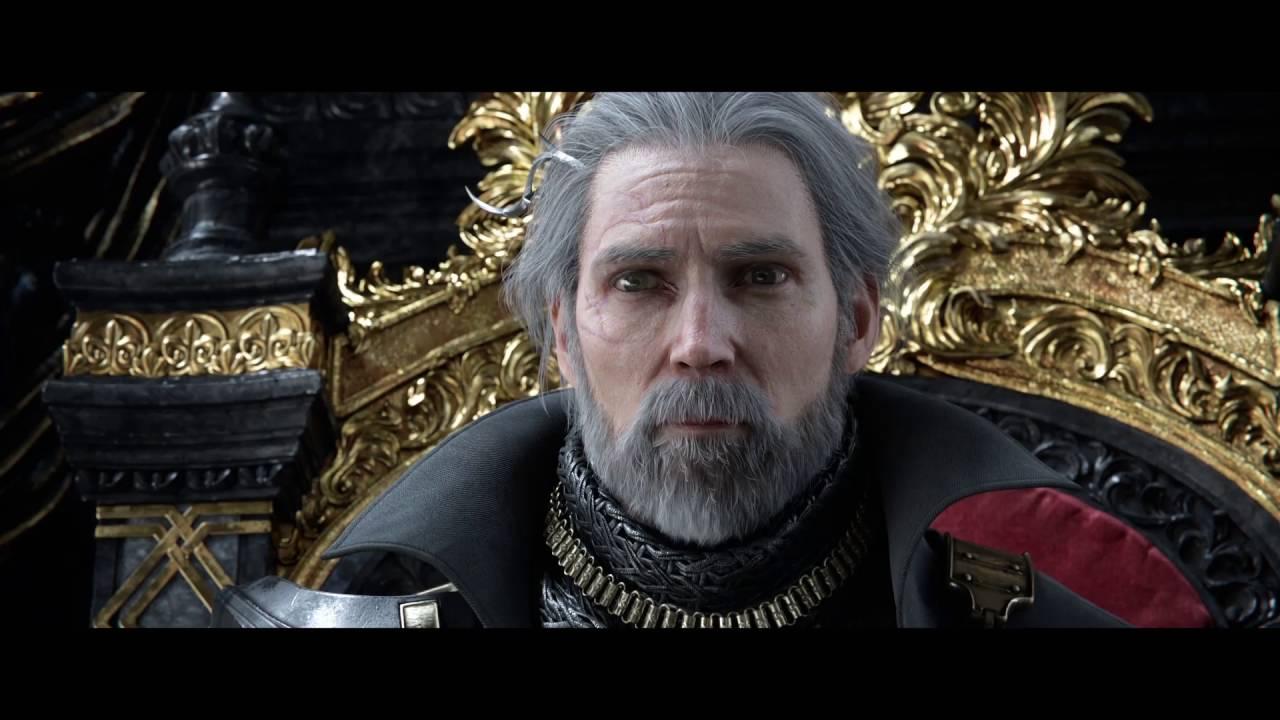 Kingsglaive Final Fantasy Xv Luna And Regis Clip Youtube