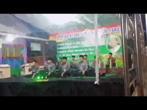 SYUBBANUL FATTAH - Fesban Masjid Nurul Ihsan Kalijaring 2018