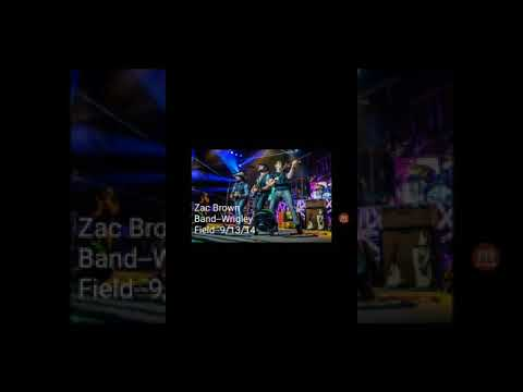 Zac Brown Band--Wrigley Field 9/13/14 Full Concert SBD Audio