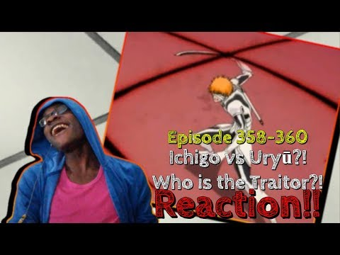 COMPLETE FULLBRINGER ICHIGO VS. TSUKISHIMA!! Bleach: Episode 358 - 360 REACTION!!