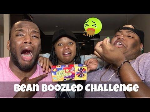 Bean Boozled 4th Edition Challenge!! GROSS
