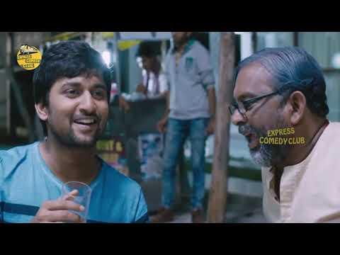 Nani Wonderful Super Most Comedy Scene | Telugu Comedy Scene | Express Comedy Club