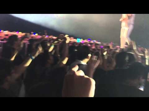 Imagine Dragons - Intro+Shots - Taiwan,Taipei - 8.21.15