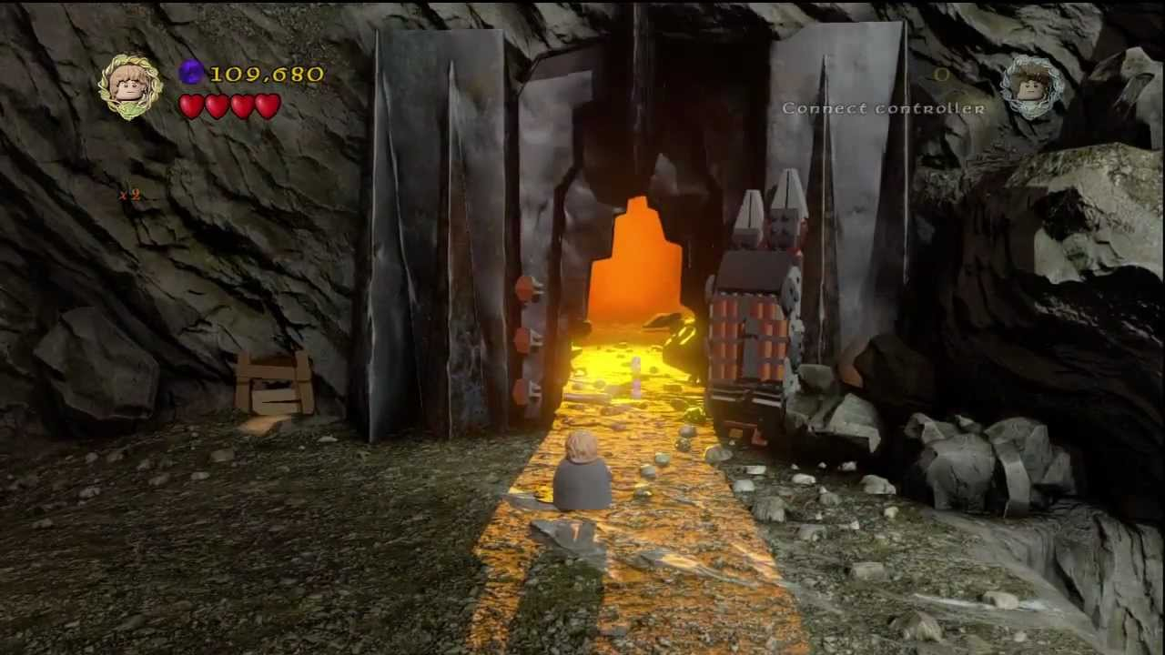 Lego Lord Of The Rings Free Play Prologue