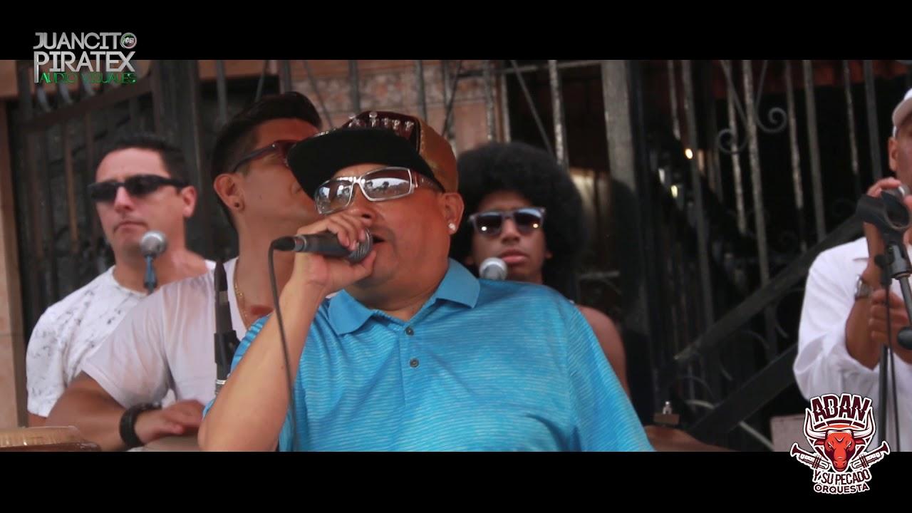 Quiereme - Adan y su Pecado Orquesta feat. Pochi Barreto (Salsa Dura en el Barrio SMP)