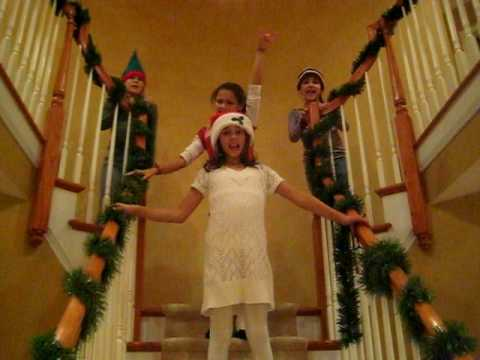 Rockin' Around the Christmas Tree Music Video
