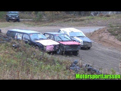 Folkrace - Lessebo MK Jubileums Racet 2017-10-21