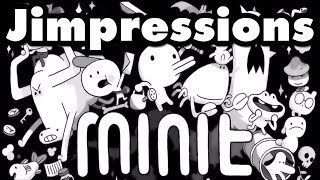 Minit - The Seconds Of Zelda (Jimpressions) (Video Game Video Review)