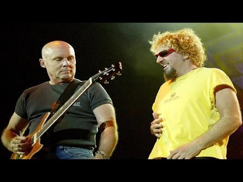 Sammy Hagar & Montrose - Rock Candy (1997 Reunion - Marching To Mars Session) HQ
